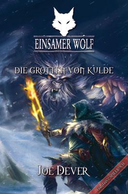 Einsamer Wolf Cover