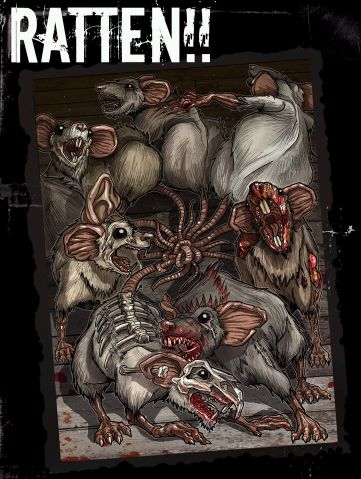 Ratten!! cover