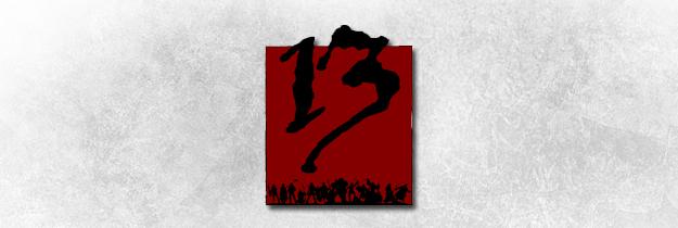 13 mann verlag logo