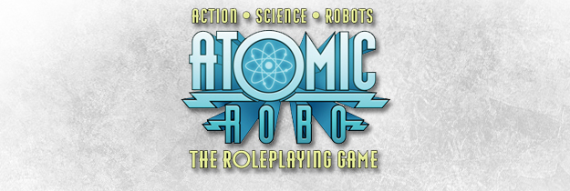 atomic robo rpg