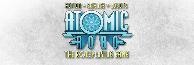 atomic robo rpg