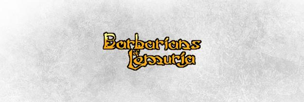 barbarians of lemuria english