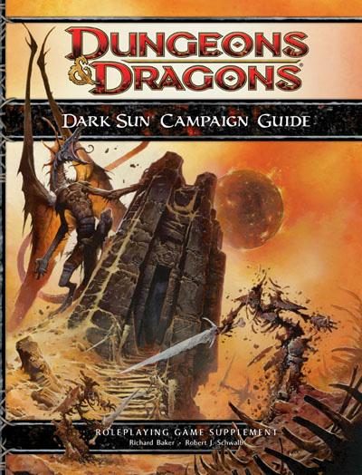Dark Sun Cover