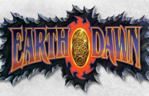 logo des Rollenspiels Earthdawn