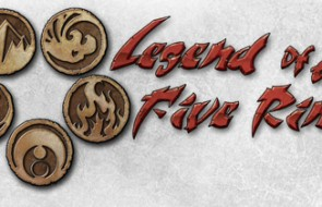 legend of the five rings logo