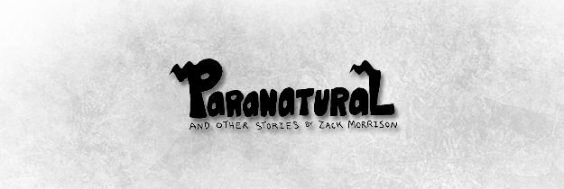 logo des webcoomic paranatural