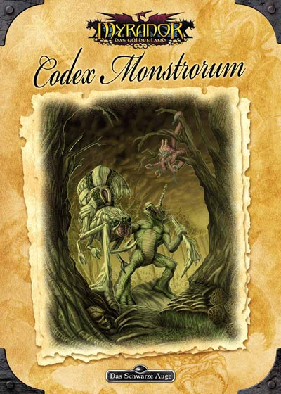 Cover codex monstrorum