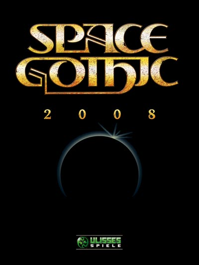 Space Gothic Cover Preview 2008