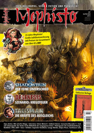 Cover Mephisto 42