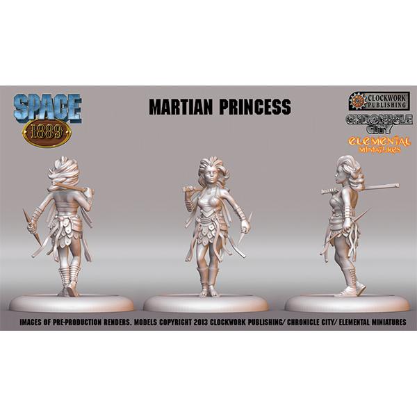 MarsianischePrinzessin