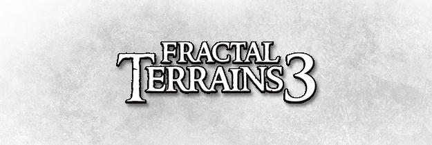 fractal terrains 3 logo