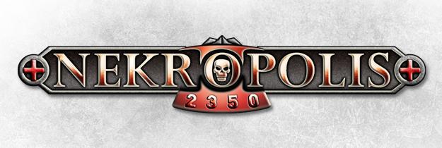 nekropolis 2350 logo