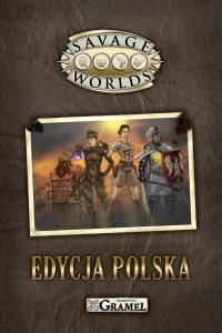 Savage Worlds Cover Polnische Ausgabe