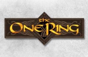the One Ring RPG logotype