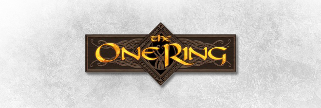 the One Ring RPG logotype