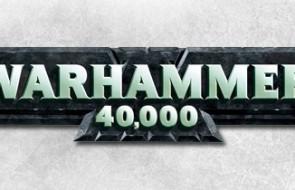 logo warhammer 40.000